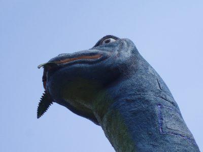 茶臼山恐竜公園&動物園